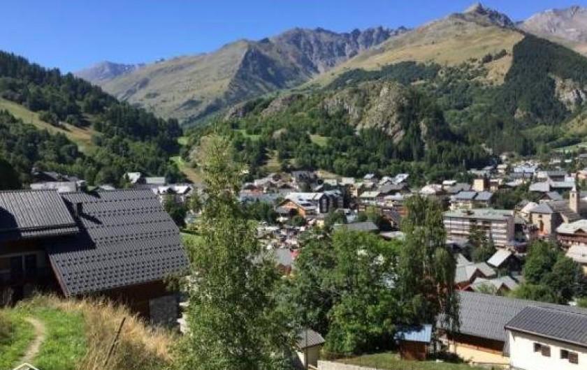 Location de vacances - Appartement à Valloire - Vue depuis l'appartement