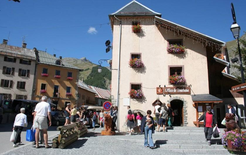 Location de vacances - Appartement à Valloire - Village de Valloire