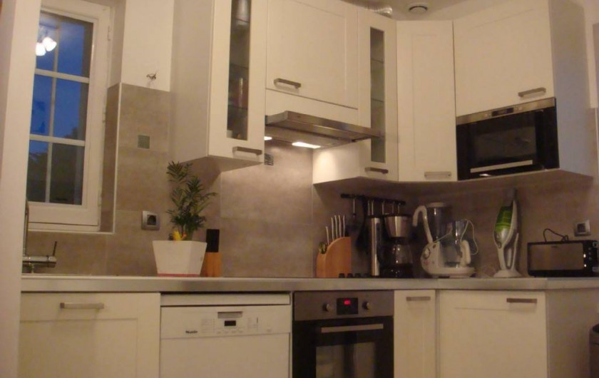 Location de vacances - Appartement à Le Pouliguen