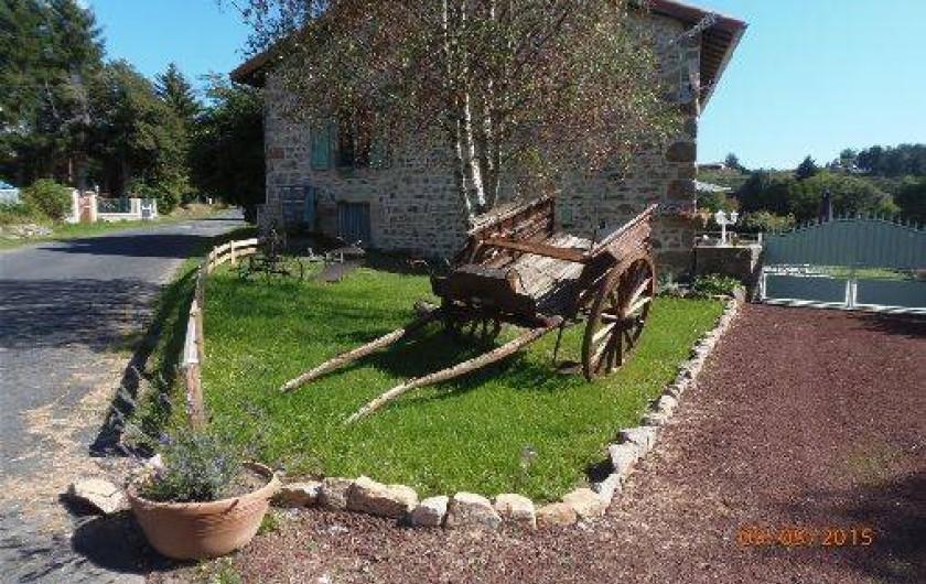 Location de vacances - Gîte à Chomelix