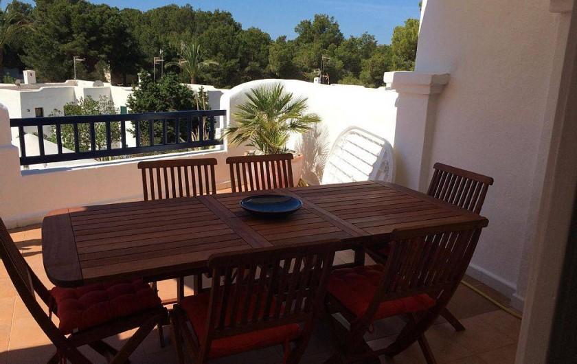 Location de vacances - Appartement à Sant Josep de sa Talaia