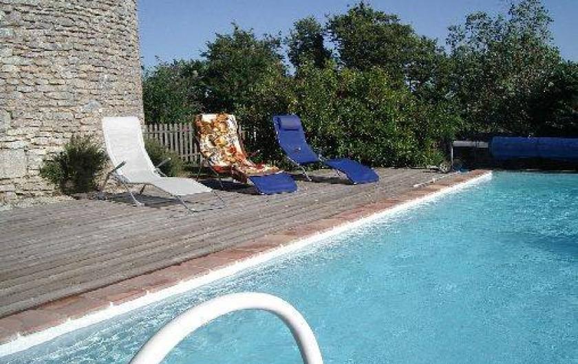 Location de vacances - Gîte à Trizay