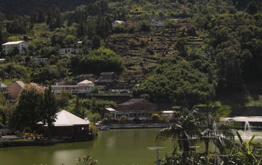 Location de vacances - Chalet à Cilaos