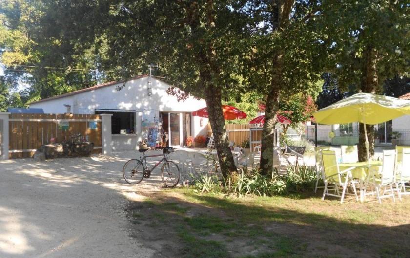 Location de vacances - Camping à Saint-Sornin