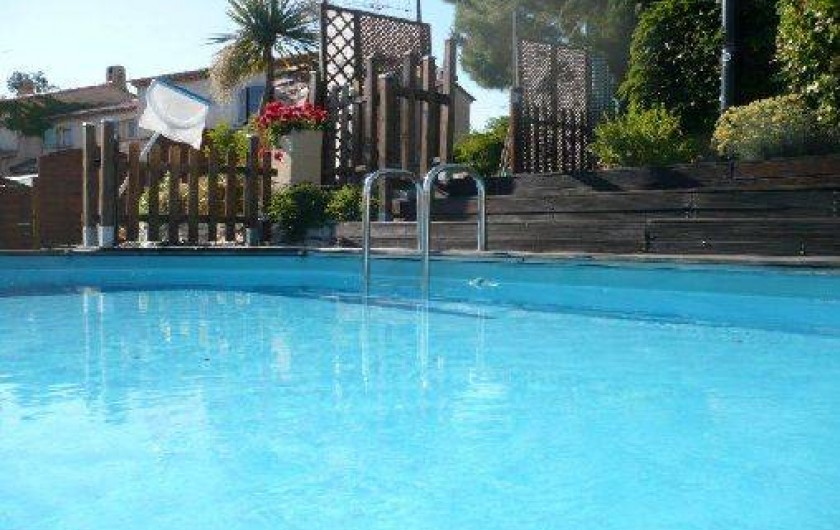 Location de vacances - Riad à Saint-Laurent-du-Var