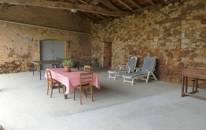 Location de vacances - Mas à Villefranche-du-Périgord