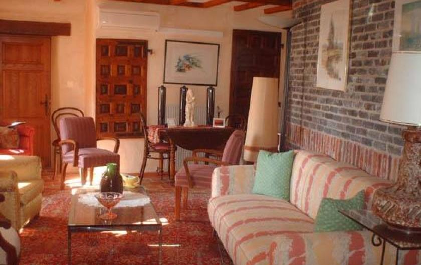 Location de vacances - Gîte à Grospierres - Appartement
