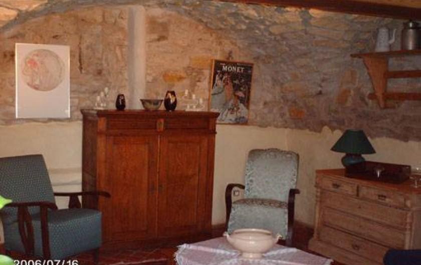 Location de vacances - Gîte à Grospierres - Murier