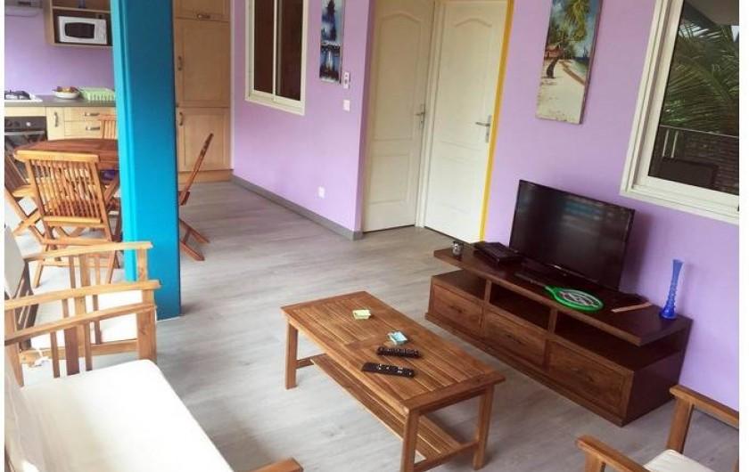 Location de vacances - Gîte à Petit Bourg - Ti Colibri