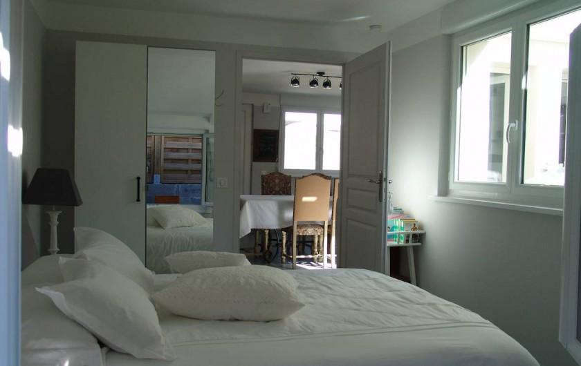 Location de vacances - Chambre d'hôtes à Acheux-en-Amiénois - Chambre  Gîte RDC