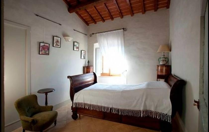 Location de vacances - Villa à San Donato In Collina - Chambre simple