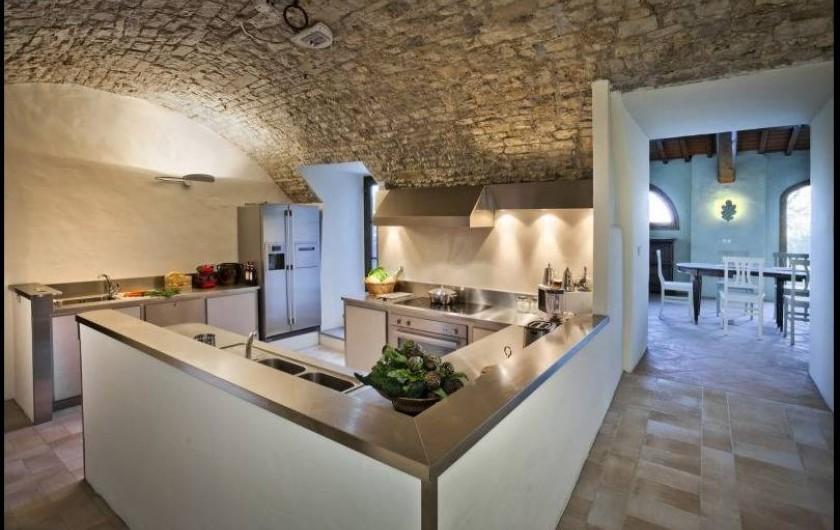 Location de vacances - Villa à San Donato In Collina - Cuisine