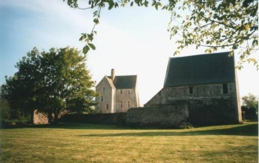 Location de vacances - Château - Manoir à Neuilly-la-Forêt