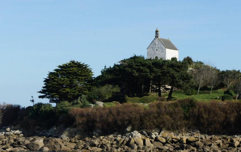 Location de vacances - Maison - Villa à Roscoff - La chapelle Sainte Barbe