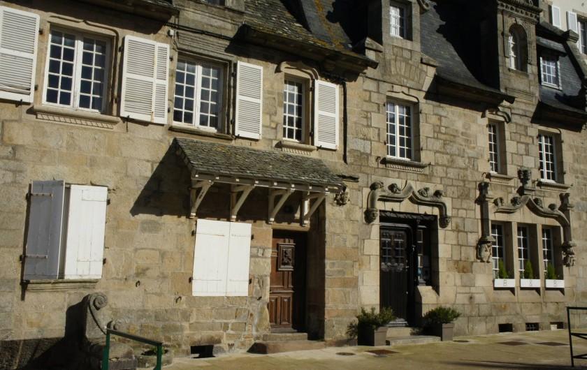 Location de vacances - Maison - Villa à Roscoff - Maison d'armateur