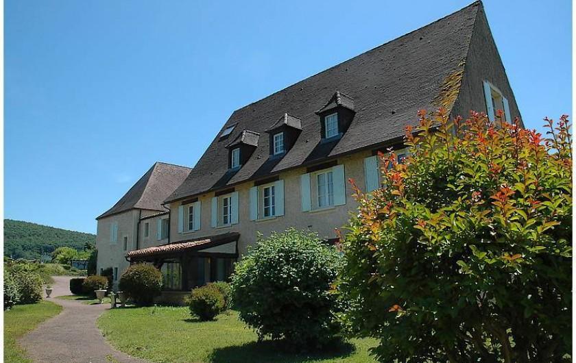 Location de vacances - Hôtel - Auberge à Vezac - RECEPTION HOTEL