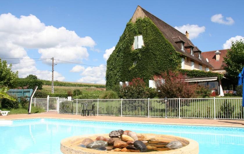 Location de vacances - Hôtel - Auberge à Vezac - HOTEL