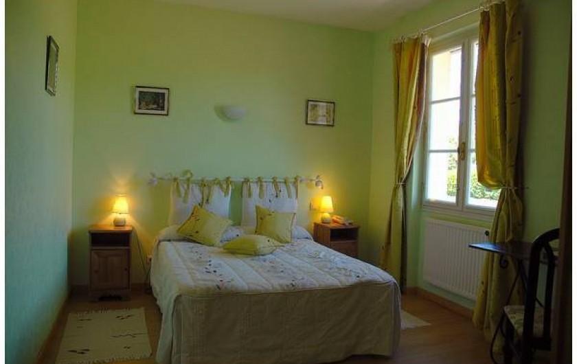Location de vacances - Hôtel - Auberge à Vezac - CHAMBRE CONFORT