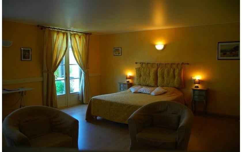 Location de vacances - Hôtel - Auberge à Vezac - ¨CHAMBRE CASTELNAUD Chambre luxe