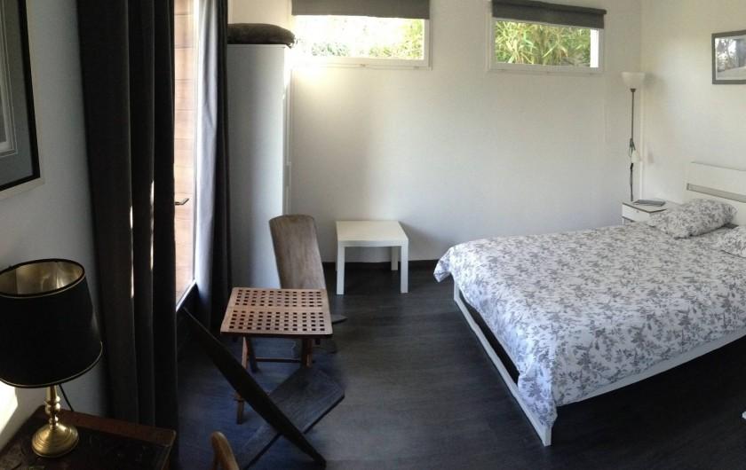 Location de vacances - Chambre d'hôtes à Mérignac - la chambre