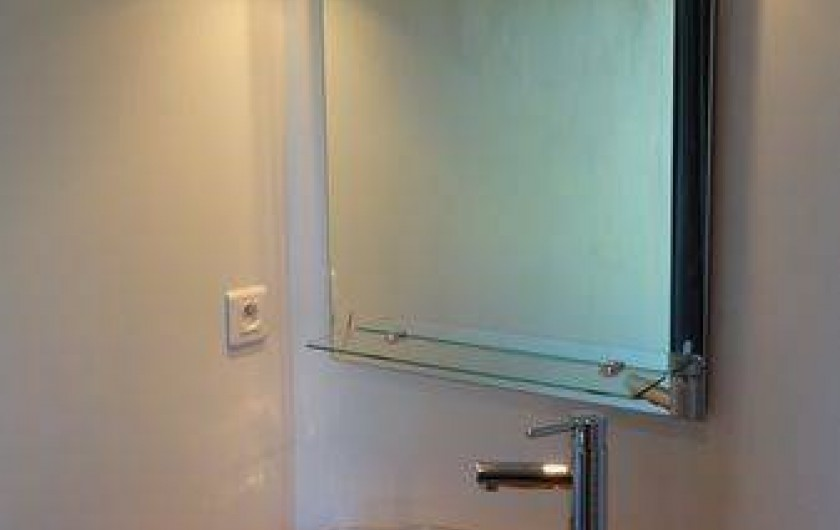 Location de vacances - Chambre d'hôtes à Mérignac - salle de bain
