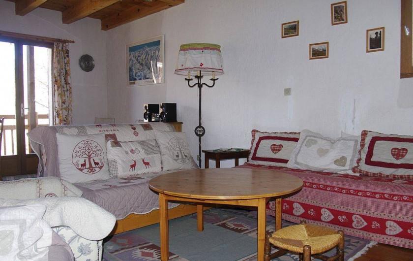 Location de vacances - Chalet à Molines-en-Queyras