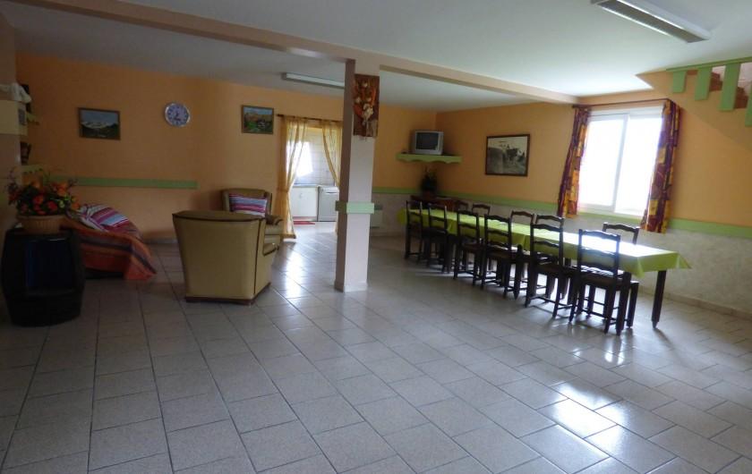 Location de vacances - Appartement à Adast