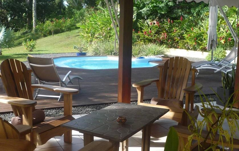 Location de vacances - Chambre d'hôtes à Sainte Rose