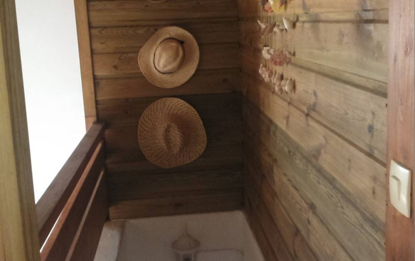Location de vacances - Chambre d'hôtes à Sainte Rose - Accés  chambre case