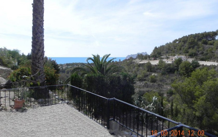 Location de vacances - Appartement à Benissa