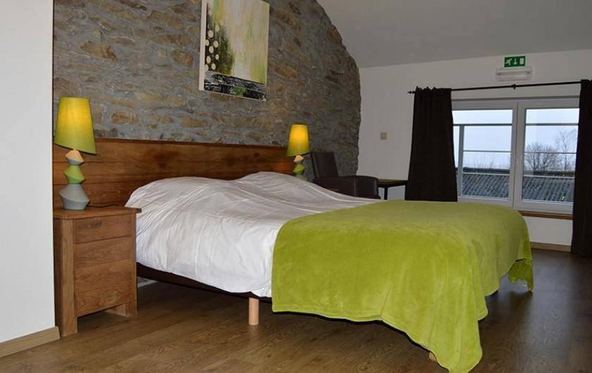 Location de vacances - Hôtel - Auberge à Paliseul - Chambres Confort 1
