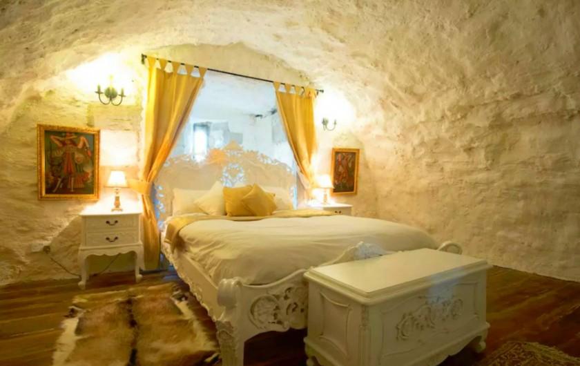 Location de vacances - Château - Manoir à Cortoon - Second floor large double room