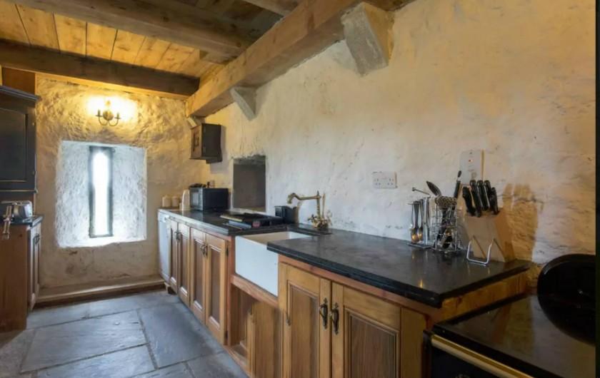 Location de vacances - Château - Manoir à Cortoon - Kitchen