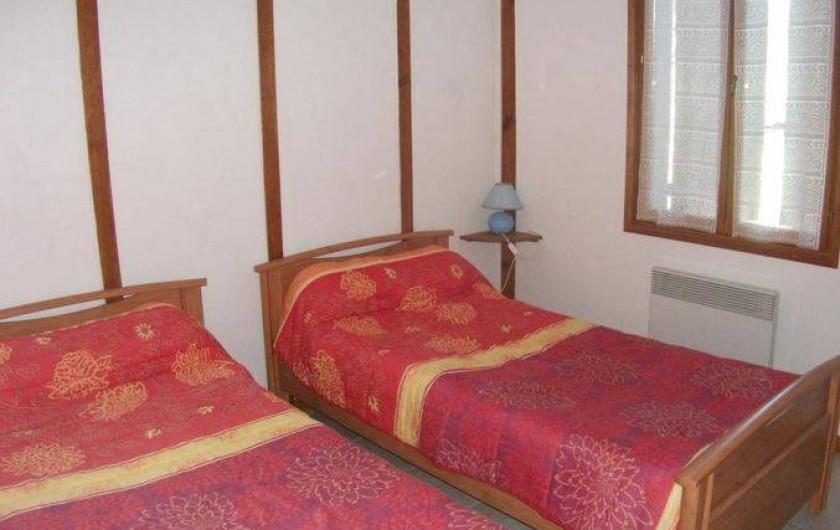Location de vacances - Gîte à Lue - chambre 2 du grand logement