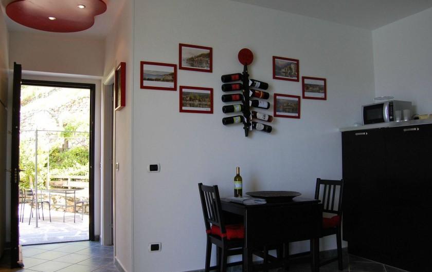Location de vacances - Appartement à Bellano - appt 703 - entrée