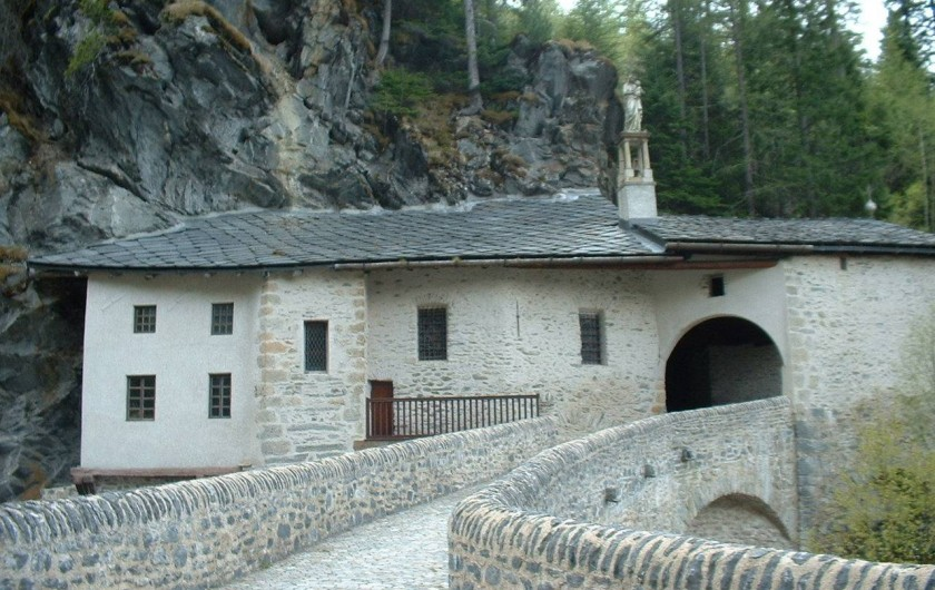 Location de vacances - Appartement à Modane - Chapelle du Charmaix