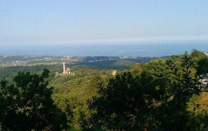 Location de vacances - Studio à Moriani-Plage