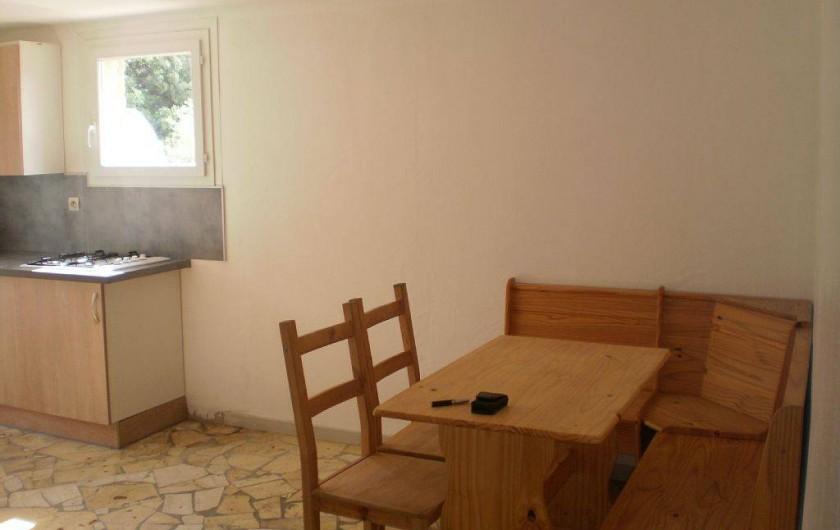 Location de vacances - Appartement à La Motte