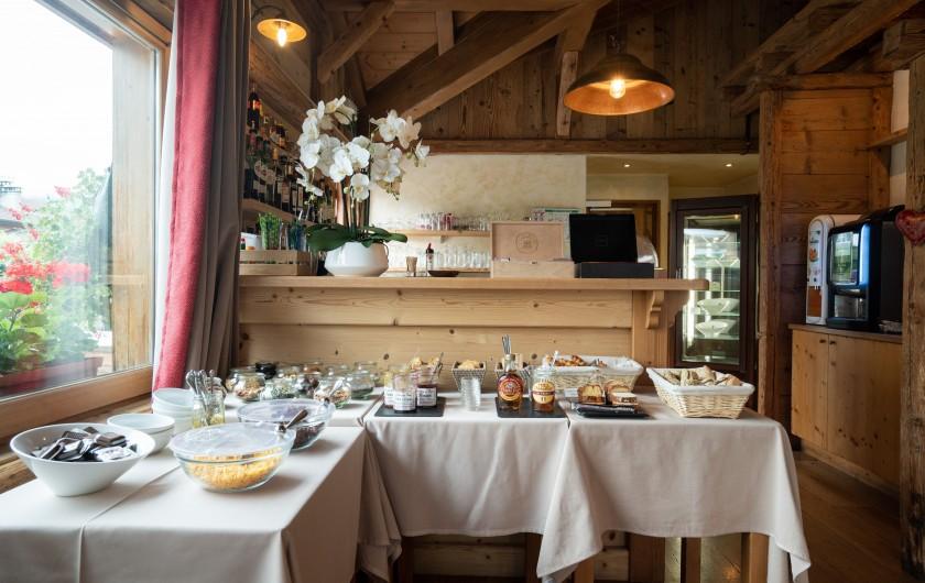 Location de vacances - Hôtel - Auberge à Thyez