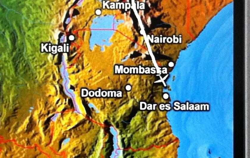 Location de vacances - Villa à Zanzibar - Ou se trouve Zanzibar ?  Une île , 30 km au nord est de Dar Es Salaam .