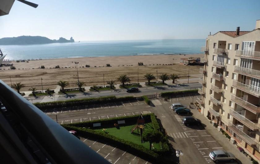 Location de vacances - Appartement à L'Estartit - notre plage de sable fin et les iles mèdes