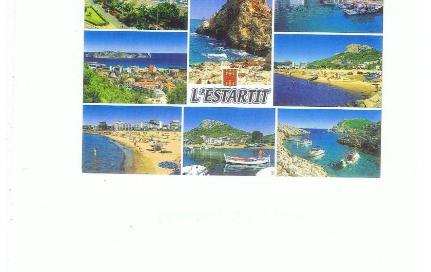 Location de vacances - Appartement à L'Estartit - l'estartit