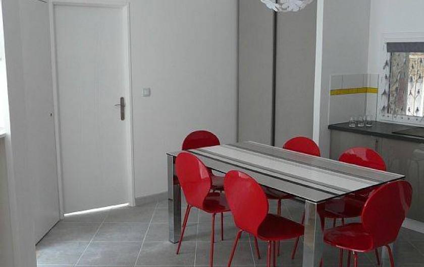 Location de vacances - Appartement à Saint-Malo