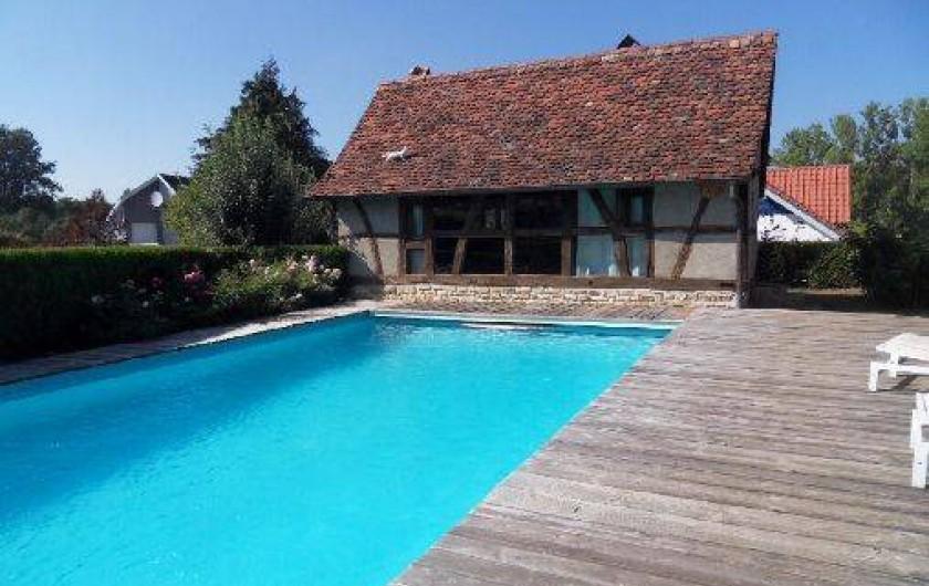 Location de vacances - Maison - Villa à Eschentzwiller