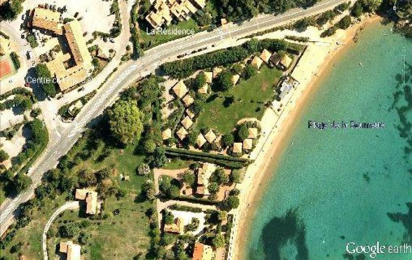 Location de vacances - Studio à Agay