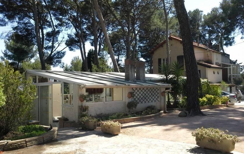 Location de vacances - Bungalow - Mobilhome à Saint-Cyr-sur-Mer