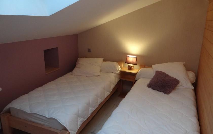 Location de vacances - Gîte à Monistrol-sur-Loire - chambre 5