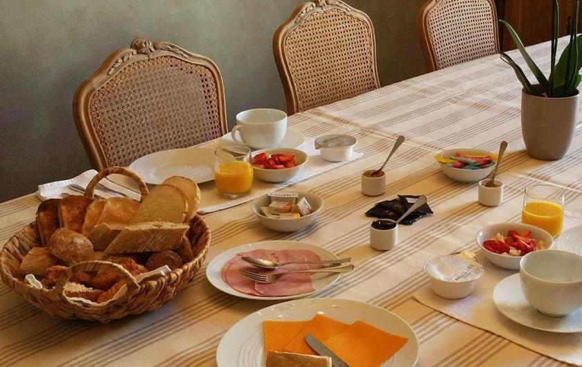 Location de vacances - Chambre d'hôtes à Sauternes