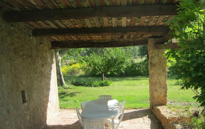 Location de vacances - Gîte à Villecroze