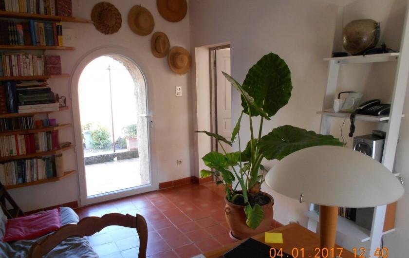 Location de vacances - Gîte à Villecroze - BUREAU